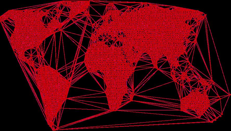 mapa presencia de CEA internacional